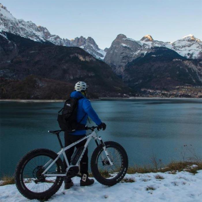 Fat Bike in Trentino