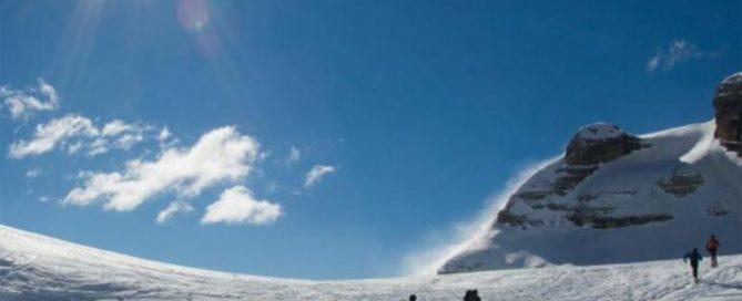 Sci alpinismo in Trentino