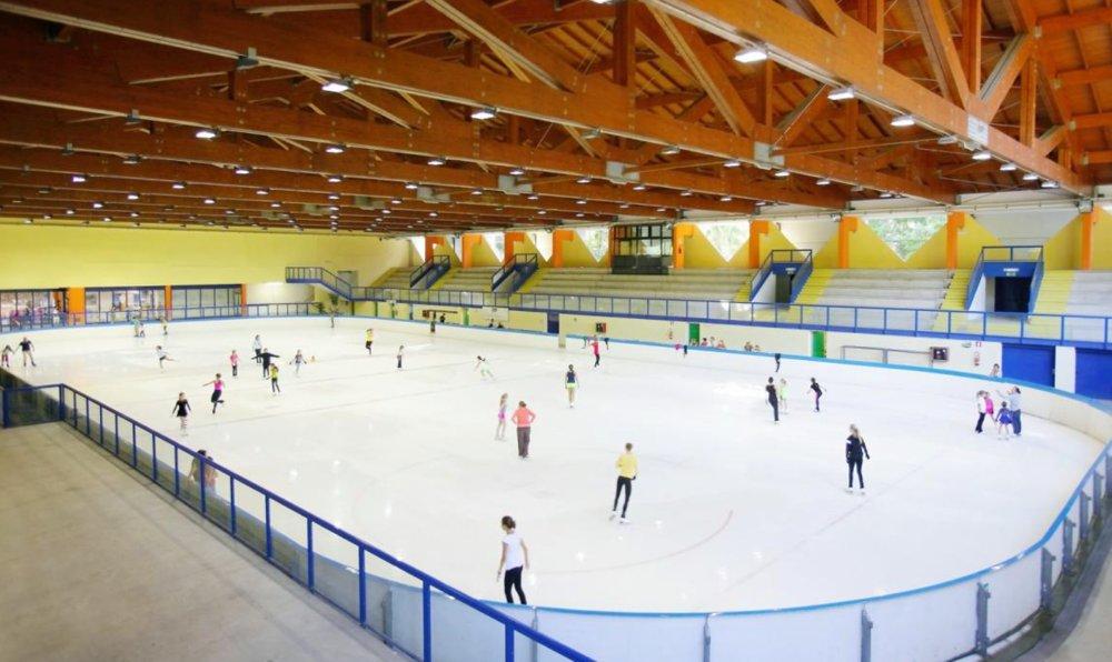 Stadio del Ghiaccio di Andalo - foto Valerio Banal